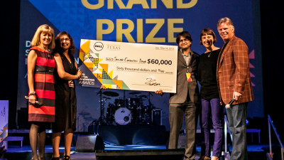 Solar Conduction Dryer Wins Grand Prize in 2013 Dell Social Innovation Challenge