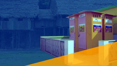 How Smart Tech Is Bringing Toilets to the Masses Across the Developing World
