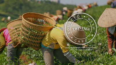 Twinings Puts Communities First with New SDG-Aligned Framework