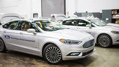 Ford Looks to AI, Biomimicry Solutions to Stay Ahead of the Curve