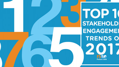 Future 500 Reveals Latest Stakeholders Engagement Trends