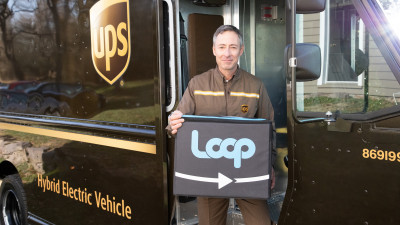 UPS Packaging Design and Testing Enables Launch of First-of-its-Kind Reusable Consumer Packaging Solution