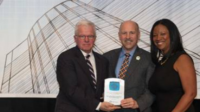 Dow Receives National Institute of Building Sciences Award for Low-Carbon Legacy Collaboration with the Olympic Movement