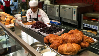 Champions 12.3: Restaurants Realize 7:1 ROI by Reducing Food Waste