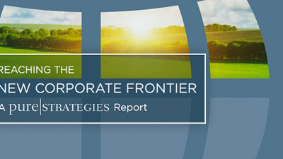 Pure Strategies: Increased Corporate Sustainability Spending Spurred Gains of $5-8B in 2016