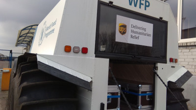 The UPS Foundation Mobilizes Its Disaster Relief Network By Land, Sea and Air to Support Cyclone and Flooding Relief  Efforts
