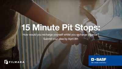 Call for Submissions! 15 Minute Pit Stops: How would you recharge yourself whilst you recharge your car?