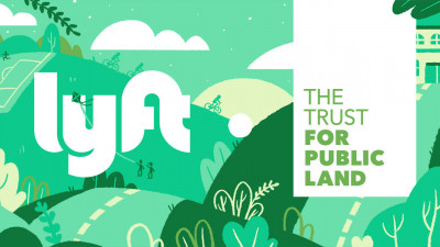 Lyft: Creating Community Parks With The Trust for Public Land