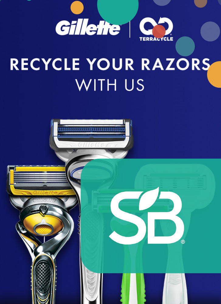P&G: Gillette® and TerraCycle Partner to Make All Razors