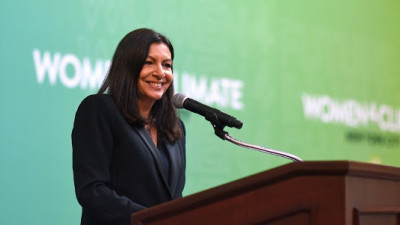 #Women4Climate Convenes Powerful Female Leaders Invested in Fighting Climate Change