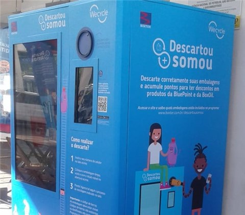 "Braskem's Wecycle Platform Initiative launches the ""Descartou, Somou!"" Program to Encourage Packaging Recycling"