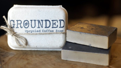 Offset Your Coffee Habit with This Waste-Saving Soap