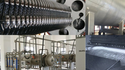 China Using Electron Beams to Treat Textile Wastewater