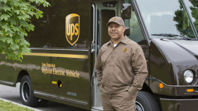 "UPS Named a ""Best Corporate Citizen"" Again - Marks Decade Being Honored on Annual List"