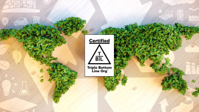 SustainAccounting Launches World's First Triple Bottom Line Certification
