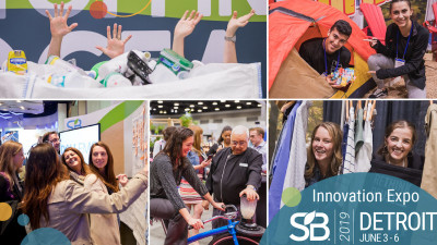 Innovation Expo at SB'19 Detroit sets Stage for Global Collaboration