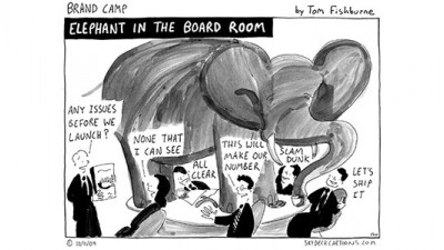 Unchecked Consumption Is the Elephant in the Boardroom