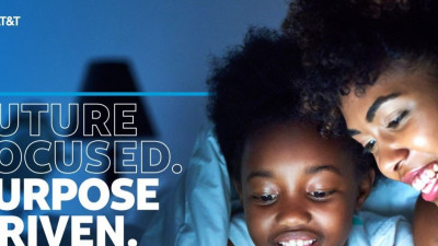 AT&T: Future Focused. Purpose Driven.