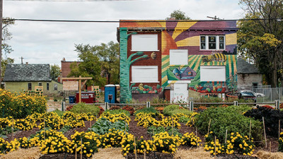 Innovative 'Agrihood' Project Helping to Feed, Revitalize Detroit