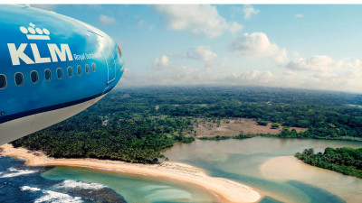 KLM Issues Global Call to Industry, Travelers to 'Fly Responsibly'
