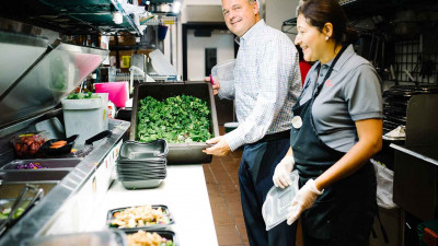 Composting at Chick-fil-A: Completing the Circle