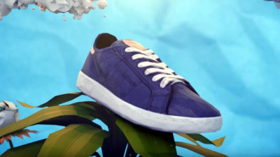 Reebok 'Growing' Compostable Footwear from Cotton + Corn