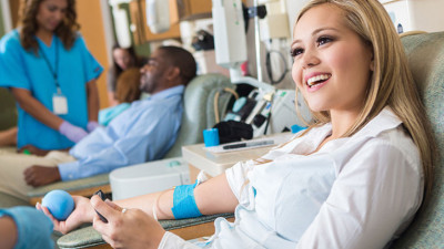 Abbott - Blood Donation: Millennials Needed