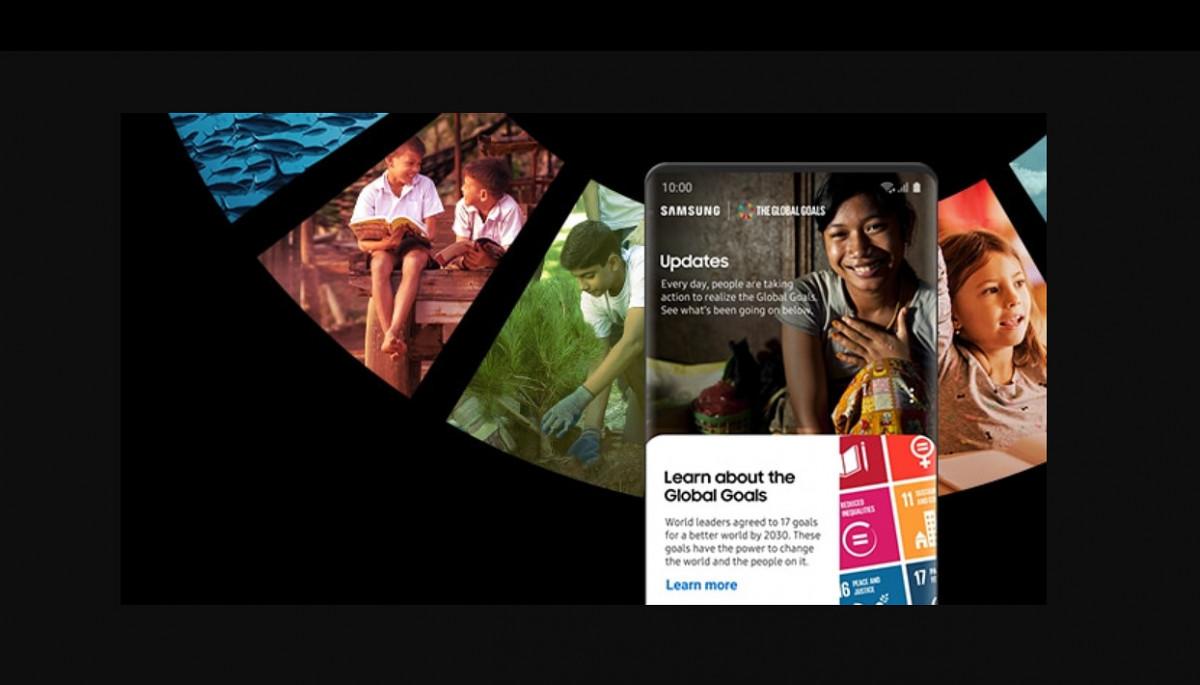Samsung, UNDP Partner to Push Progress on the SDGs