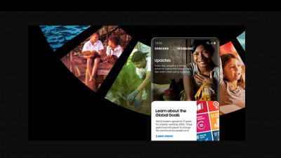 Samsung, UNDP Partner to Push Progress on the SDGs