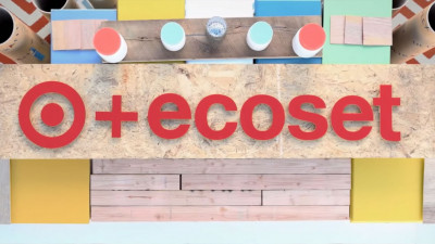 Here's How Target + EcoSet Turned 10 Years' Worth of Potential Trash Into Treasure