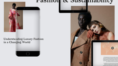 Kering, LCF Launch First-Ever Open-Access Course for Sustainable Luxury Fashion