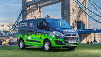 Ford Reveals 5 Fleets for TfL PHEV Pilot, Launches Closed-Loop Aluminum Recycling System